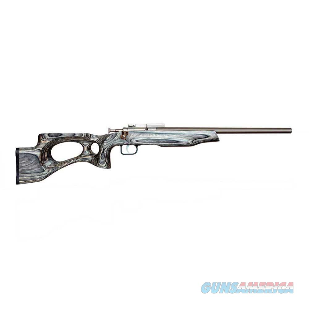 "Keystone Crickett Black Target .22 LR 16.125"" Thumbhole KSA2644   Guns > Rifles > K Misc Rifles"