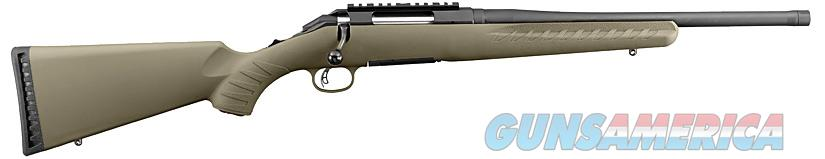 "Ruger American Ranch FDE 16"" Threaded Barrel 300 Blackout 6968  Guns > Rifles > Ruger Rifles > American Rifle"