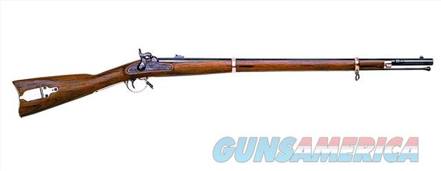 "Chiappa 1863 Zouave Musket Match .58 Caliber 33"" 910.039   Guns > Rifles > Chiappa / Armi Sport Rifles > Civil War Reproductions"