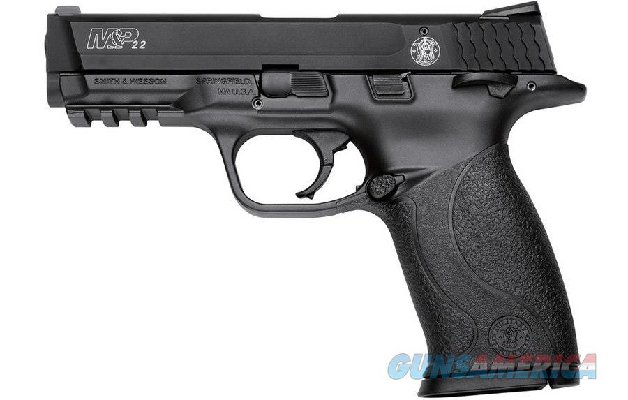 "Smith & Wesson M&P22 .22 LR 4"" Threaded 12 Rds 222000   Guns > Pistols > Smith & Wesson Pistols - Autos > .22 Autos"