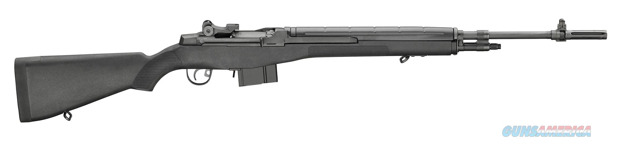 "Springfield Armory M1A Loaded 7.62 NATO 22"" Black MA9226   Guns > Rifles > Springfield Armory Rifles > M1A/M14"