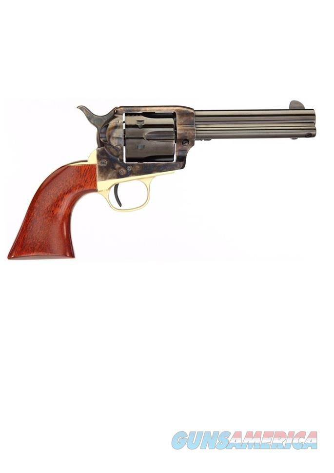 "Taylor's & Co. Ranch Hand .45 LC 4.75"" 6 Rd REV450  Guns > Pistols > Taylors & Co. Pistols > Ctg."