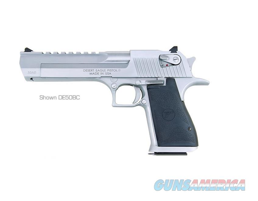 Magnum Research DE Mark XIX .44 Magnum Brushed Chrome DE44BC  Guns > Pistols > Magnum Research Pistols