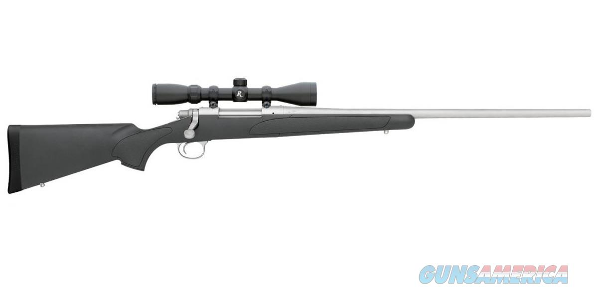 Remington Model 700 ADL Stainless .308 Win w/Scope 4 Rds 85490   Guns > Rifles > Remington Rifles - Modern > Model 700 > Sporting