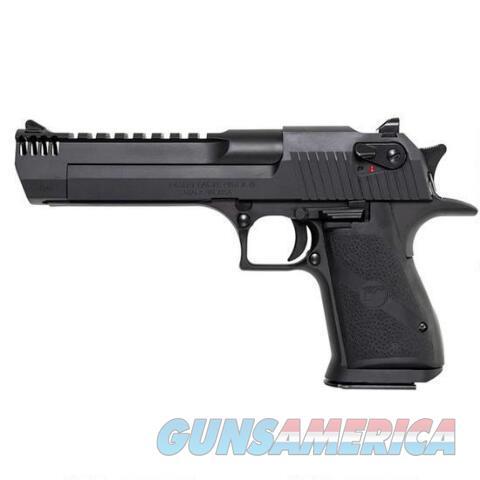 Magnum Research Desert Eagle .44 Magnum Muzzle Break Black DE44IMB   Guns > Pistols > Magnum Research Pistols