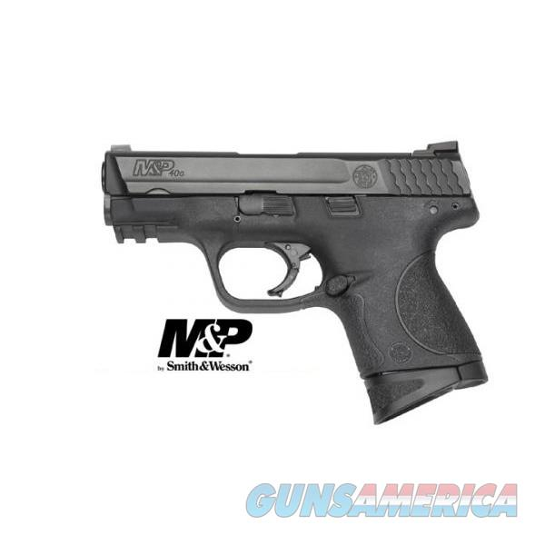 Smith & Wesson M&P40C Mag Safety .40 S&W 109203  Guns > Pistols > Smith & Wesson Pistols - Autos > Polymer Frame