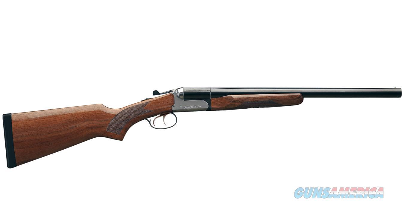 """Stoeger Coach Gun Supreme 12 Gauge 20"""" Blued/SS 31483   Guns > Shotguns > Stoeger Shotguns"""