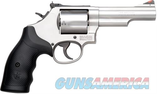 "Smith & Wesson Model 69 .44 Magnum 4.25"" SS 162069   Guns > Pistols > Smith & Wesson Revolvers > Med. Frame ( K/L )"