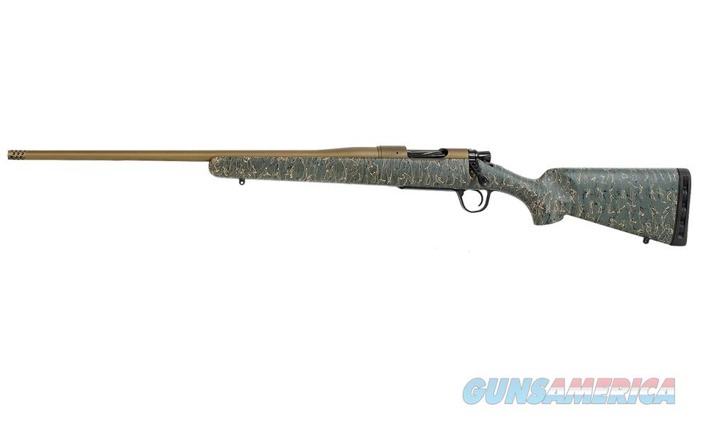 """Christensen Arms Mesa 6.5 Creed 22"""" Burnt Bronze / Green LEFT-HAND 801-01015-00   Guns > Rifles > Custom Rifles > Bolt Action"""