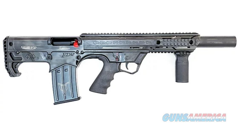 "Black Aces Tactical Pro Series Bullpup 12 GA 18.5"" Distressed ODG BATBPEG  Guns > Shotguns > B Misc Shotguns"