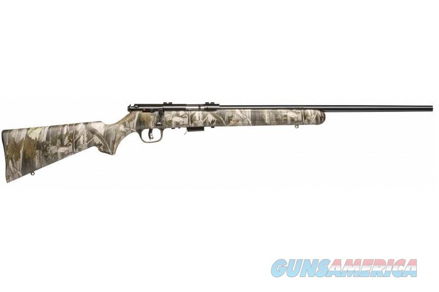 "Savage 93R17 F Camo .17 HMR Bolt-Action 21"" 5 Rds 96711   Guns > Rifles > Savage Rifles > Rimfire"