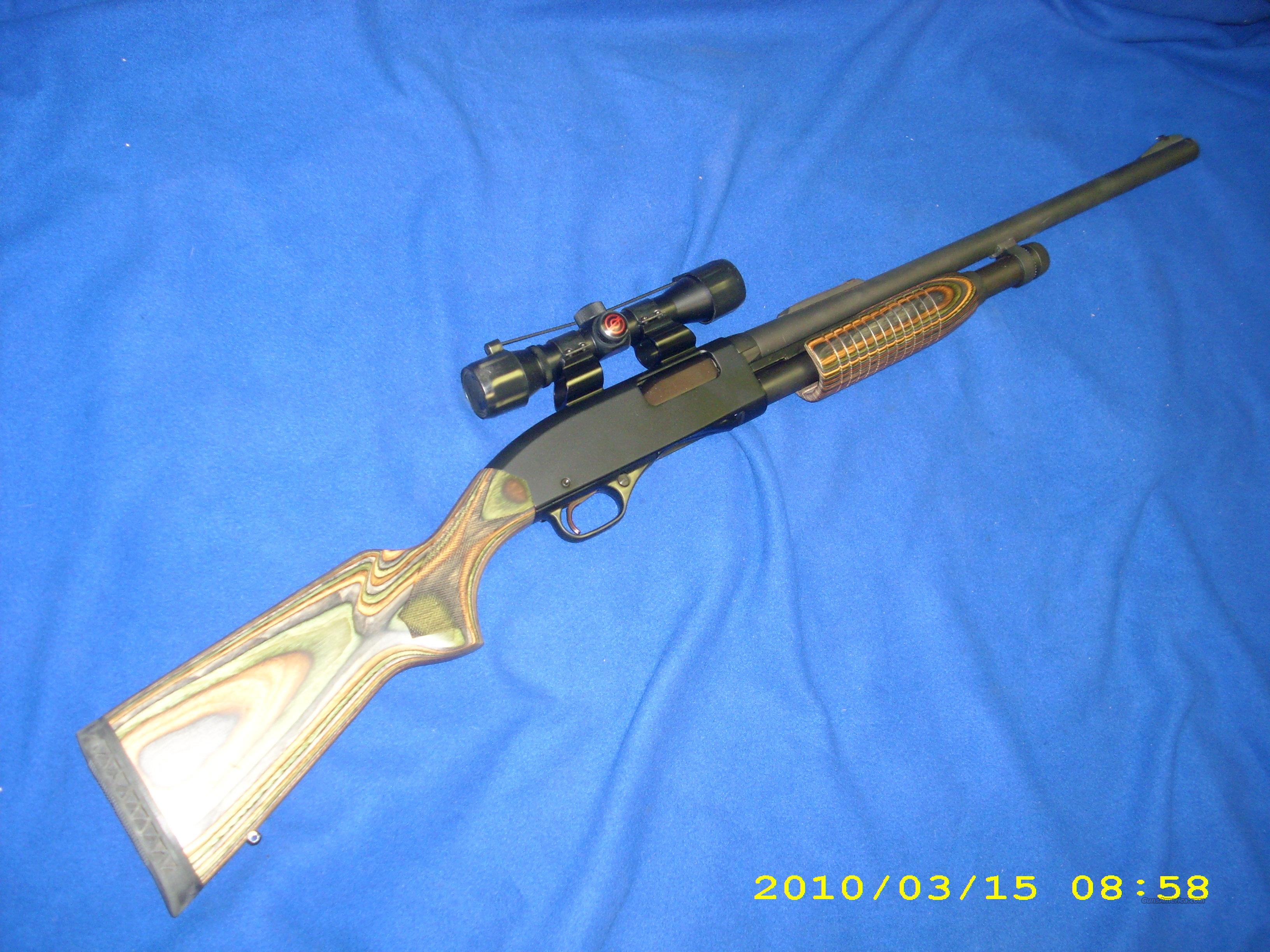 Winchester 1300 12ga Slug gun for sale