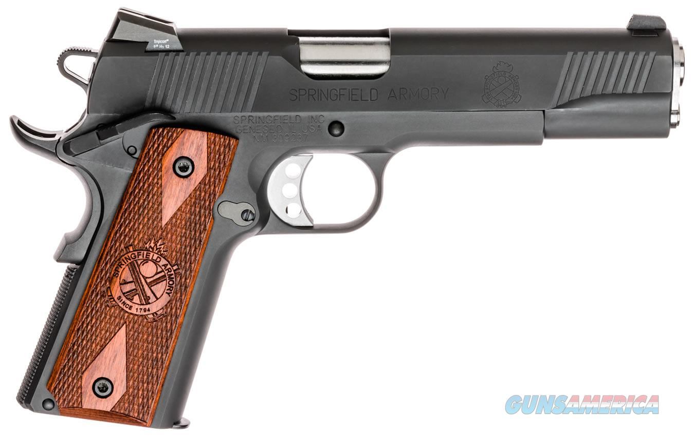 "Springfield 1911 Loaded .45 ACP 5"" Parkerized 7 Rds PX9109L   Guns > Pistols > Springfield Armory Pistols > 1911 Type"