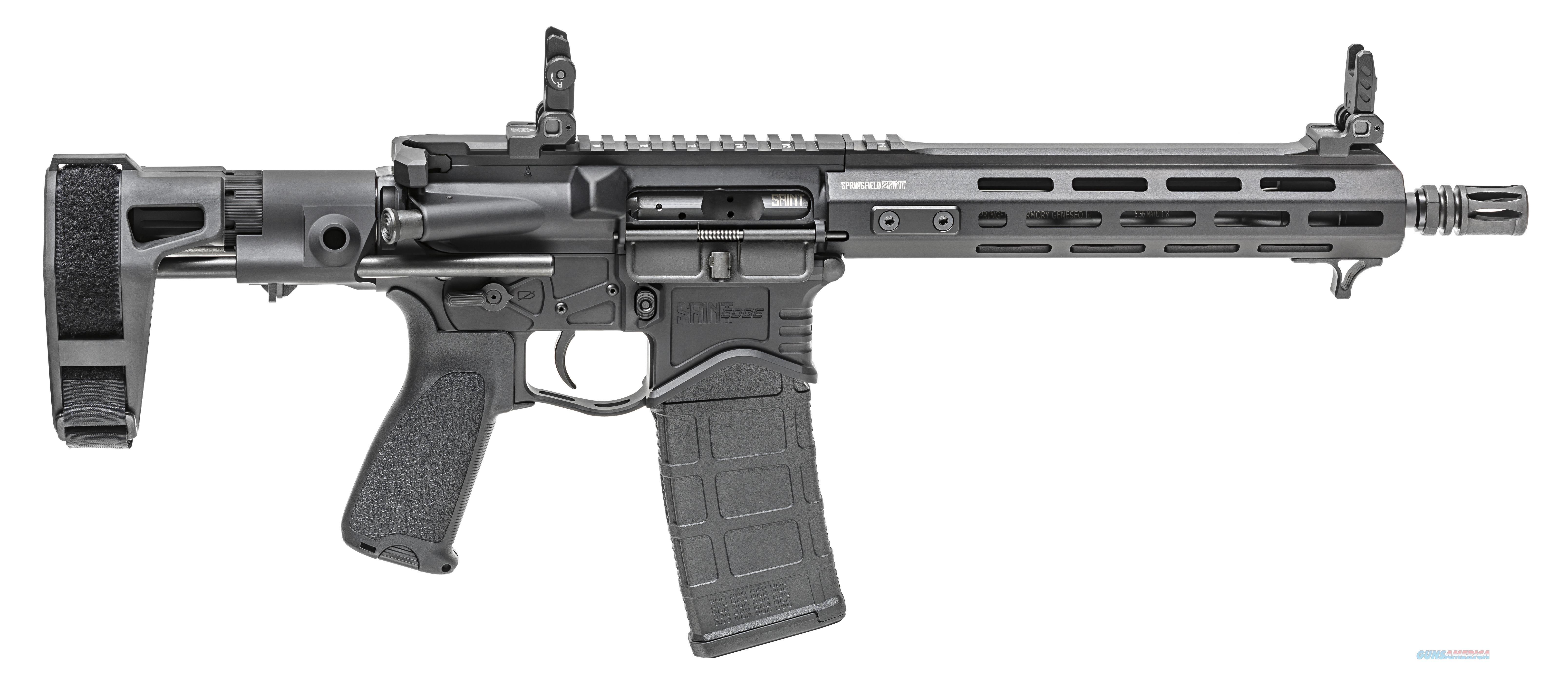 "Springfield Saint Edge AR-15 Pistol 5.56 NATO 10.3"" STE9103556B   Guns > Pistols > Springfield Armory Pistols > SAINT Pistol"