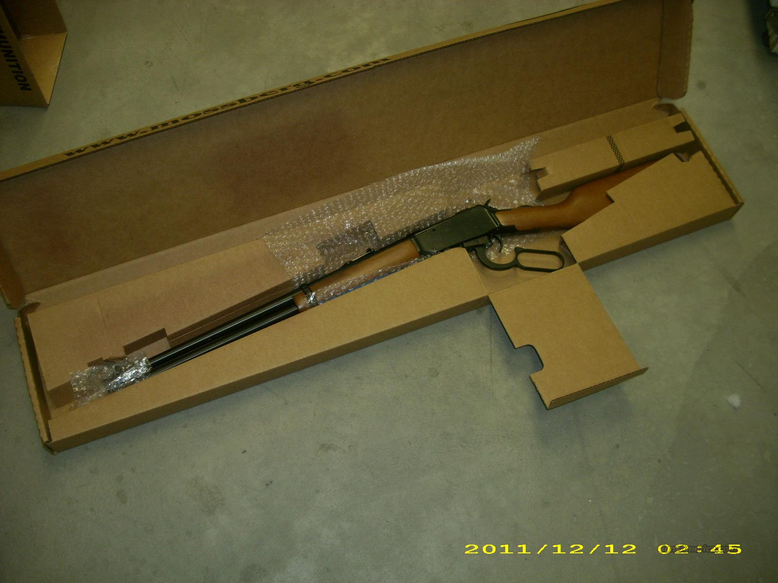 Mossberg 464 30-30  Guns > Rifles > Mossberg Rifles > Lever Action