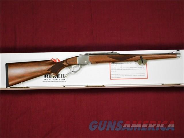 Ruger No. 1 K1-RSI Mannlicher Stainless .308 Win SKU: 11398  Guns > Rifles > Ruger Rifles > #1 Type