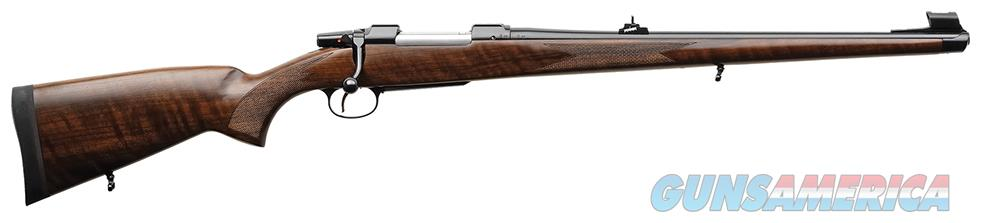 "CZ-USA CZ 550 FS .270 Win 20.5"" Walnut 5 Rds 04055  Guns > Rifles > CZ Rifles"