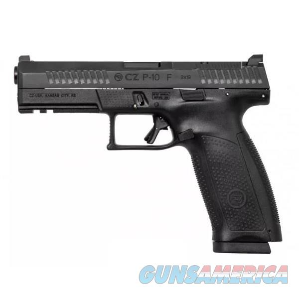 "CZ-USA CZ P-10 F Optics Ready 9mm 4.5"" 19 Rds 95150   Guns > Pistols > CZ Pistols"