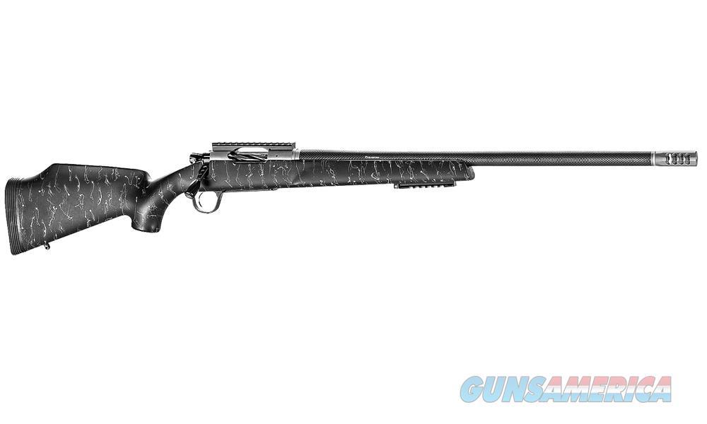 "Christensen Arms Traverse 6.5 Creed 24"" TB Black/Gray 801-10003-00  Guns > Rifles > Custom Rifles > Bolt Action"