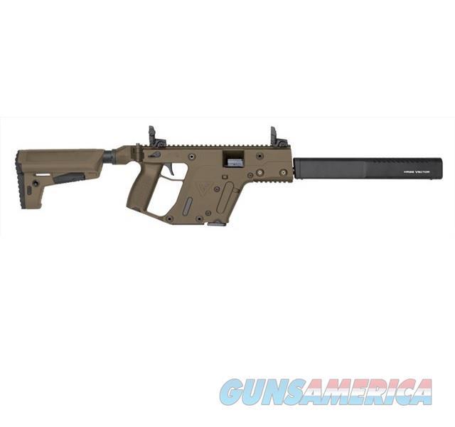 """Kriss Vector CRB Gen II FDE 10mm 16"""" KV10-CFD20  Guns > Rifles > Kriss Tactical Rifles"""