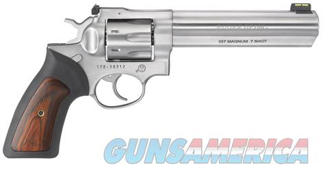 "Ruger GP100 .357 Magnum 7"" SS 7 Rounds 1773   Guns > Pistols > Ruger Double Action Revolver > GP100"