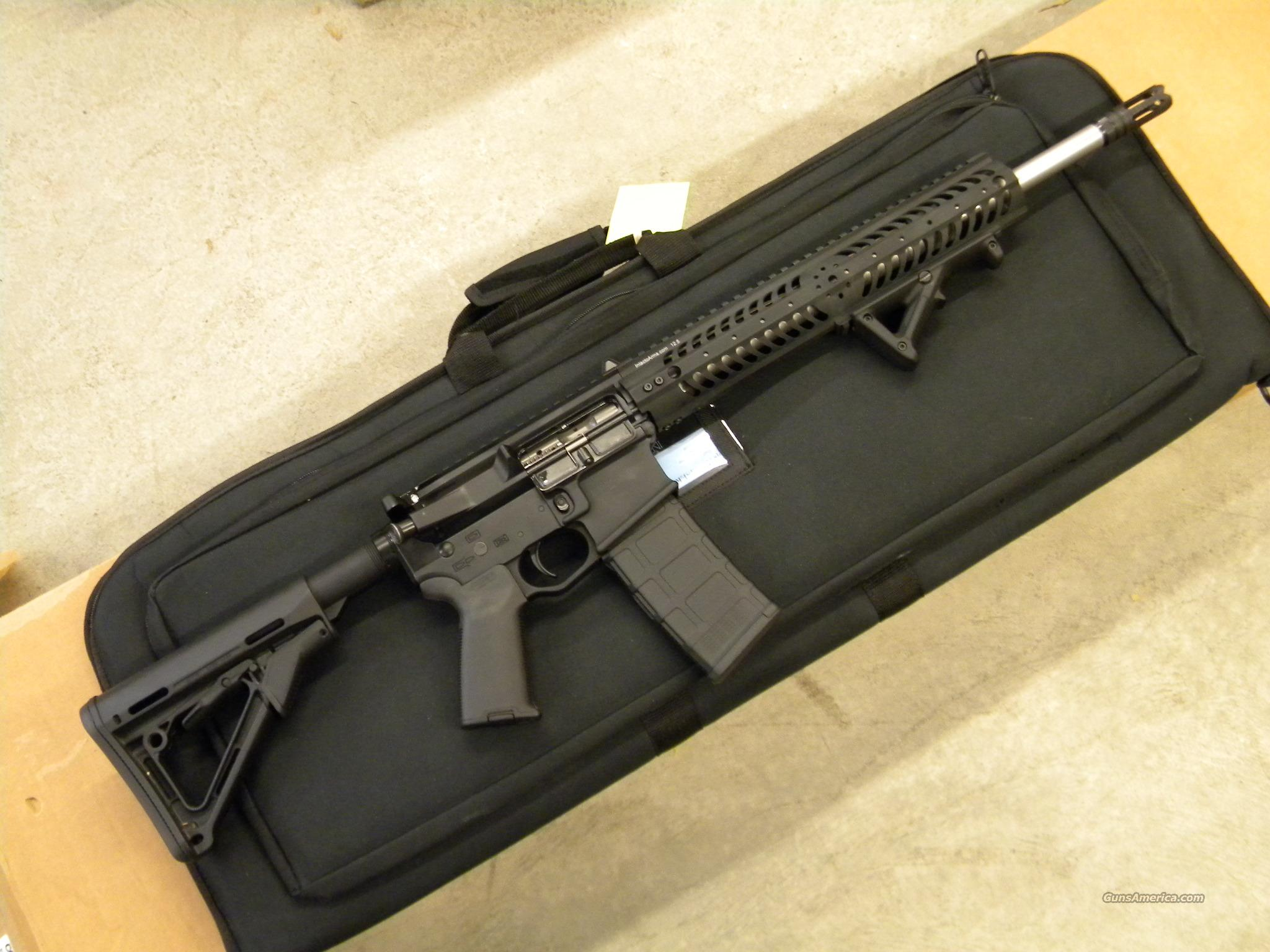 Intacto Arms .223/5.56 Battle Tactical AR-15  Guns > Rifles > AR-15 Rifles - Small Manufacturers > Complete Rifle