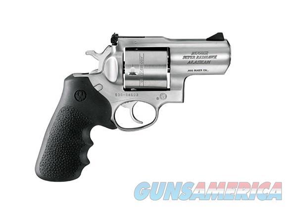 """RUGER SUPER REDHAWK ALASKAN 2.5"""" .480 RUGER 5302  Guns > Pistols > Ruger Double Action Revolver > Redhawk Type"""