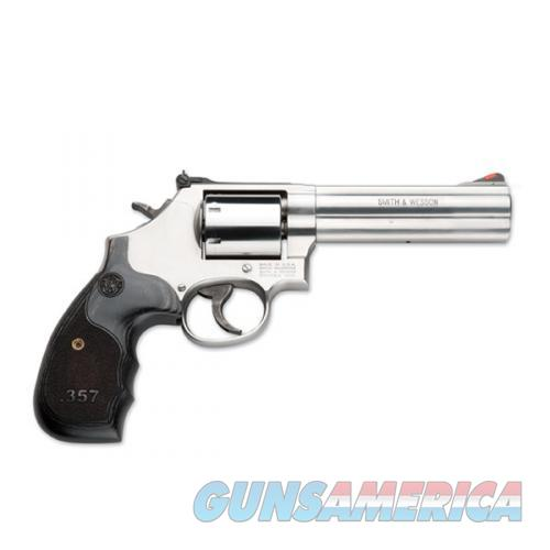 "Smith & Wesson 686 Plus 3-5-7 SS .357 Mag 5"" 150854  Guns > Pistols > Smith & Wesson Revolvers > Full Frame Revolver"