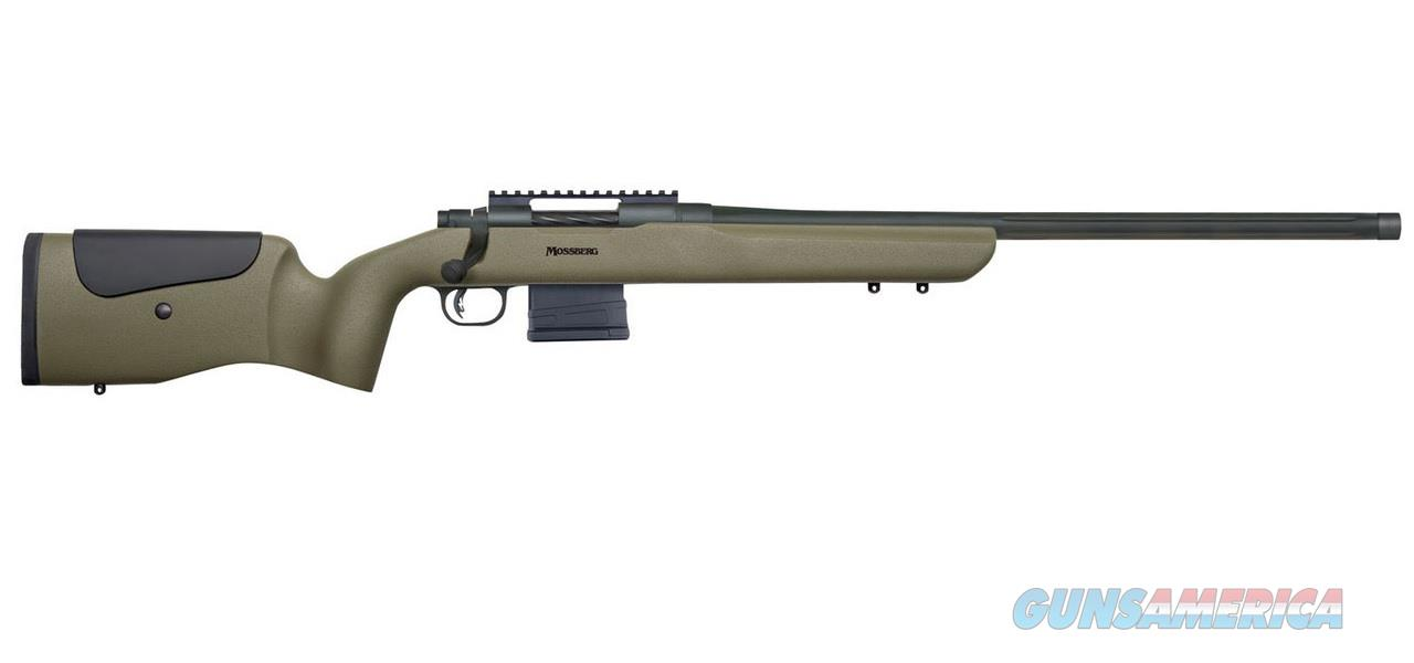 "Mossberg MVP LR 6.5 Creedmoor Green 22"" Threaded 27784   Guns > Rifles > Mossberg Rifles > MVP"