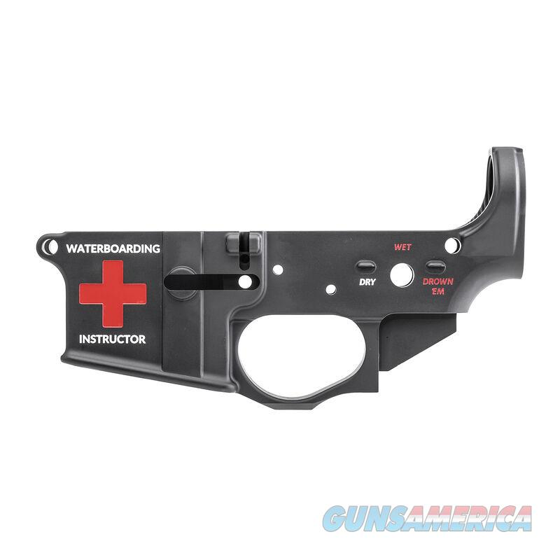 Spike's Tactical Waterboarding Instructor AR-15 Lower Receiver STLS033-CFA  Guns > Rifles > AR-15 Rifles - Small Manufacturers > Lower Only