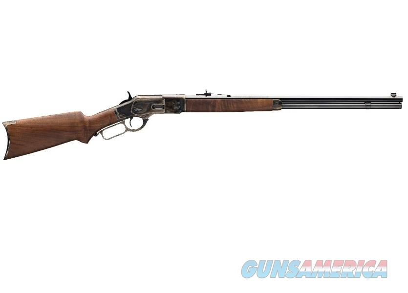 "Winchester 1873 Sporter .45 Colt CCH 24"" Octagon 534228141   Guns > Rifles > Winchester Rifles - Modern Lever > Other Lever > Post-64"