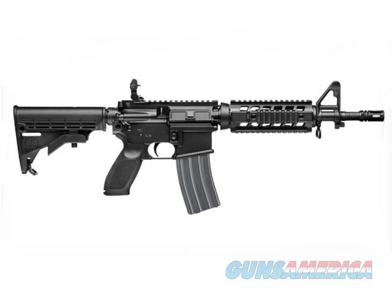 """Sig Sauer RM400 SWAT SBR 5.56 NATO 11.5"""" 30 Rds RM400-11B-S-SBR   Guns > Rifles > Class 3 Rifles > Class 3 Subguns"""