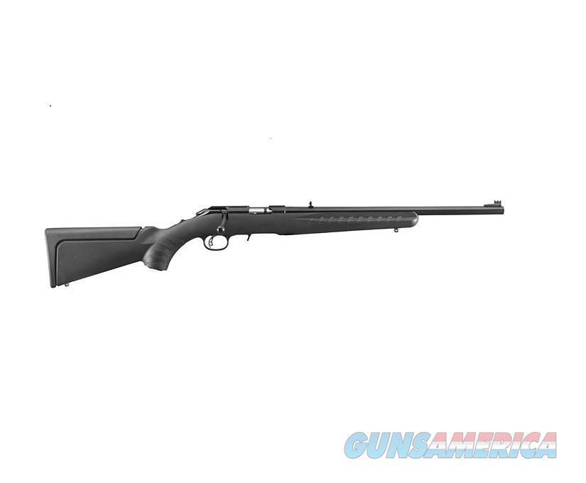 Ruger American Compact Bolt-Action .17 HMR 8313  Guns > Rifles > Ruger Rifles > American Rifle