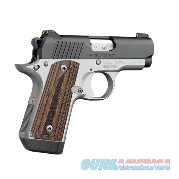 "Kimber Micro Carry Advocate .380 ACP 2.75"" 3300085   Guns > Pistols > Kimber of America Pistols > Micro"