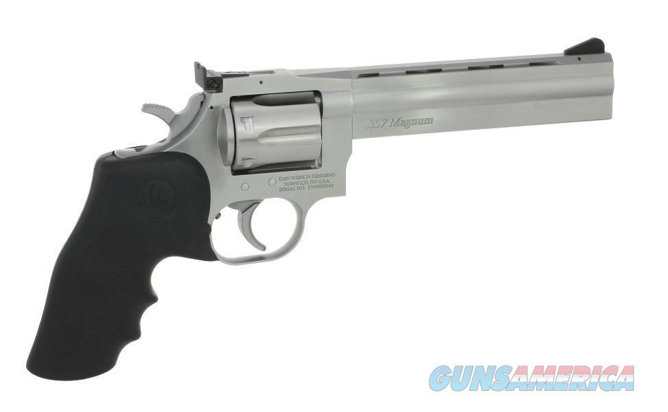 """CZ-USA Dan Wesson 715 Revolver .357 Mag 6"""" SS 6 Rds 01932   Guns > Pistols > Dan Wesson Pistols/Revolvers > Revolvers"""