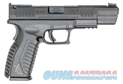 "Springfield Armory XD(M) Competition 9mm 5.25"" XDM95259BHCE   Guns > Pistols > Springfield Armory Pistols > XD-M"