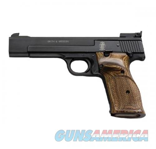 """Smith & Wesson Model 41 .22 LR 5.5"""" 10 Rounds 130511  Guns > Pistols > Smith & Wesson Pistols - Autos > Steel Frame"""
