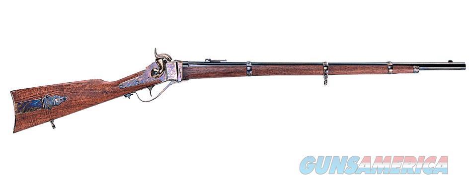 "Chiappa 1859 Sharps Infantry .54 Caliber Walnut 30"" 910.016   Guns > Rifles > Chiappa / Armi Sport Rifles > Civil War Reproductions"