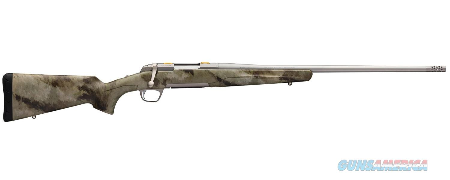 Browning X-Bolt Western Stainless Hunter .300 Win Mag A-TACS AU Camo 035422229   Guns > Rifles > Browning Rifles > Bolt Action > Hunting > Stainless