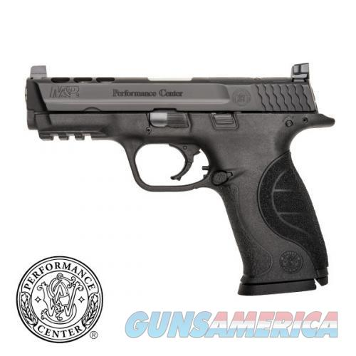 "Smith & Wesson M&P9 Performance Center Ported 4.25"" 9mm 10097  Guns > Pistols > Smith & Wesson Pistols - Autos > Polymer Frame"