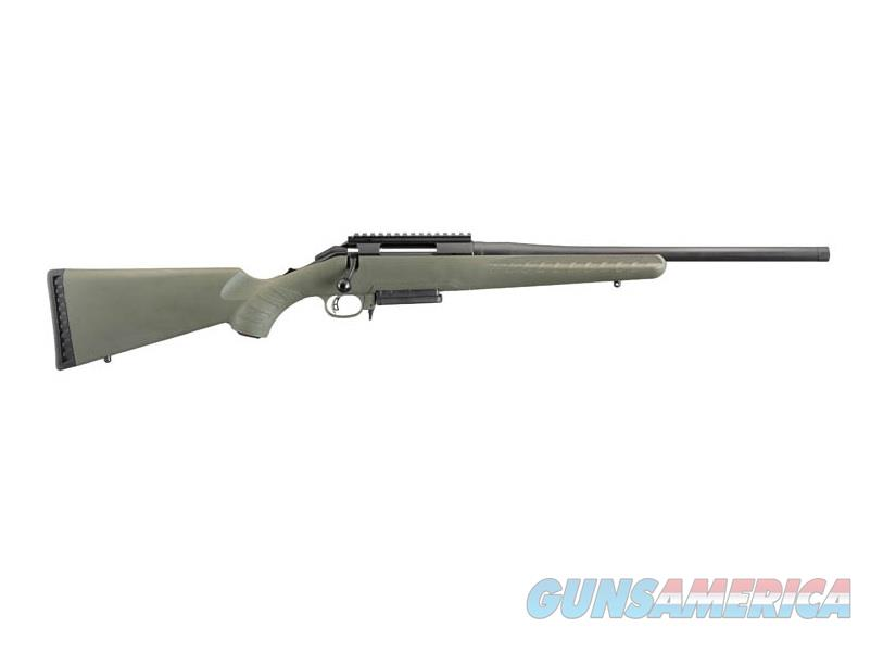 "Ruger American Predator .308 Win Moss Green 18"" Threaded 26974   Guns > Rifles > Ruger Rifles > American Rifle"