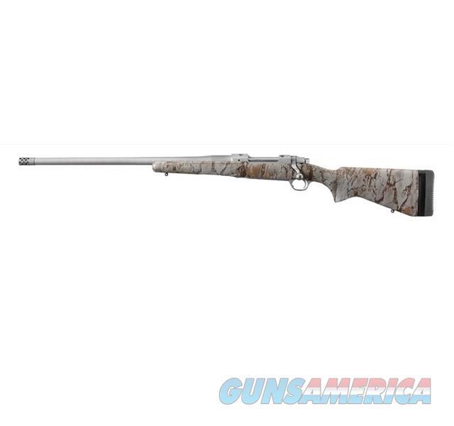 """Ruger Hawkeye FTW Hunter LH .375 Ruger 22"""" 47173  Guns > Rifles > Ruger Rifles > Model 77"""