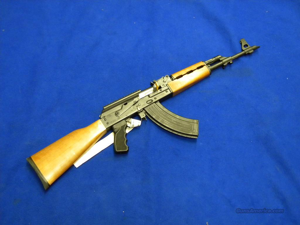NEW IN BOX ZASTAVA AK-47 RIFLE  Guns > Rifles > AK-47 Rifles (and copies) > Full Stock