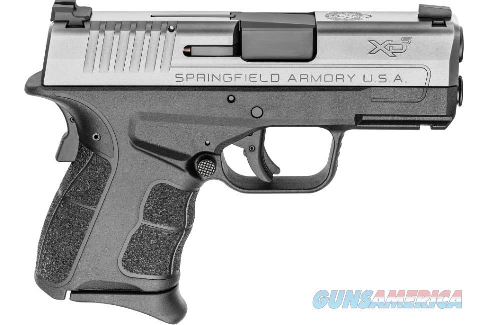"Springfield Armory XD-2 Mod.2 .45 ACP 3.3"" Pro-Glo Black/SS XDSG93345ST  Guns > Pistols > Springfield Armory Pistols > XD-S"