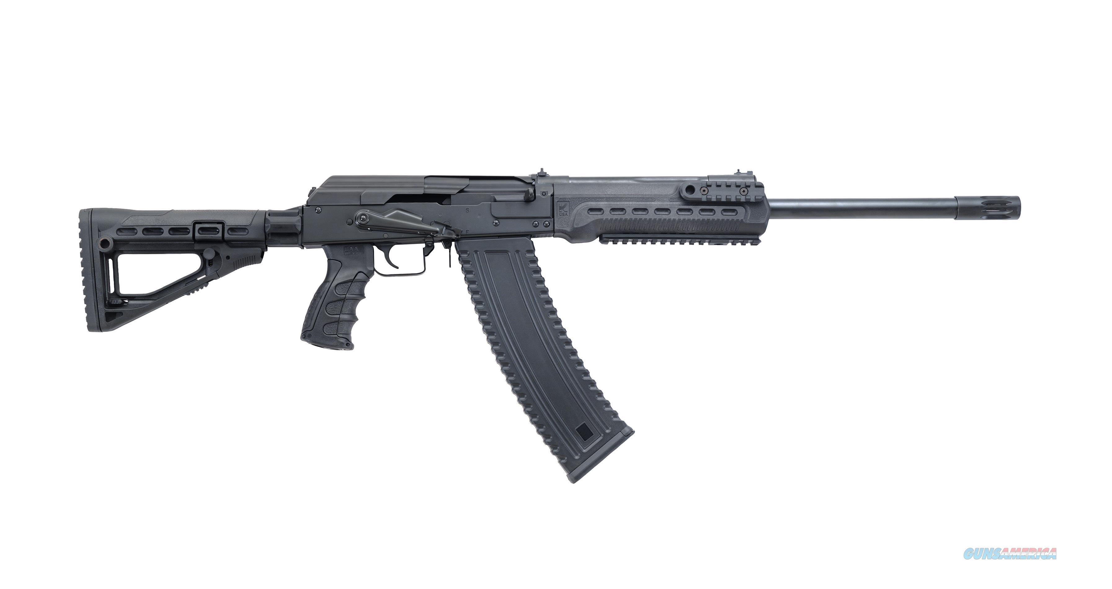 """Kalashnikov KS-12T Tactical Shotgun 12 GA 18.25"""" KS-12TSFS   Guns > Shotguns > Kalashnikov USA Shotguns"""