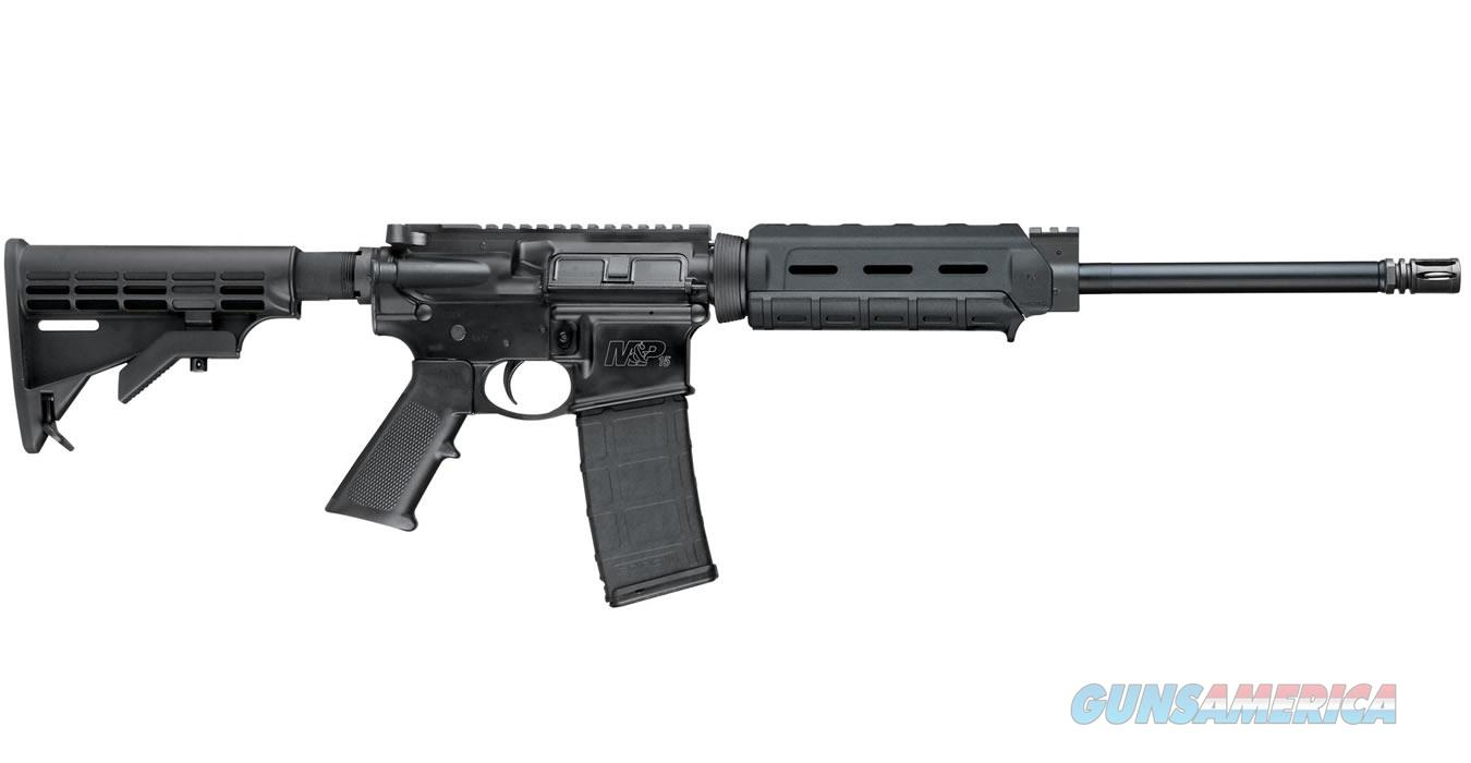 "Smith & Wesson M&P15 Sport II Optics Ready 5.56 NATO 16"" M-LOK 12024  Guns > Rifles > Smith & Wesson Rifles > M&P"