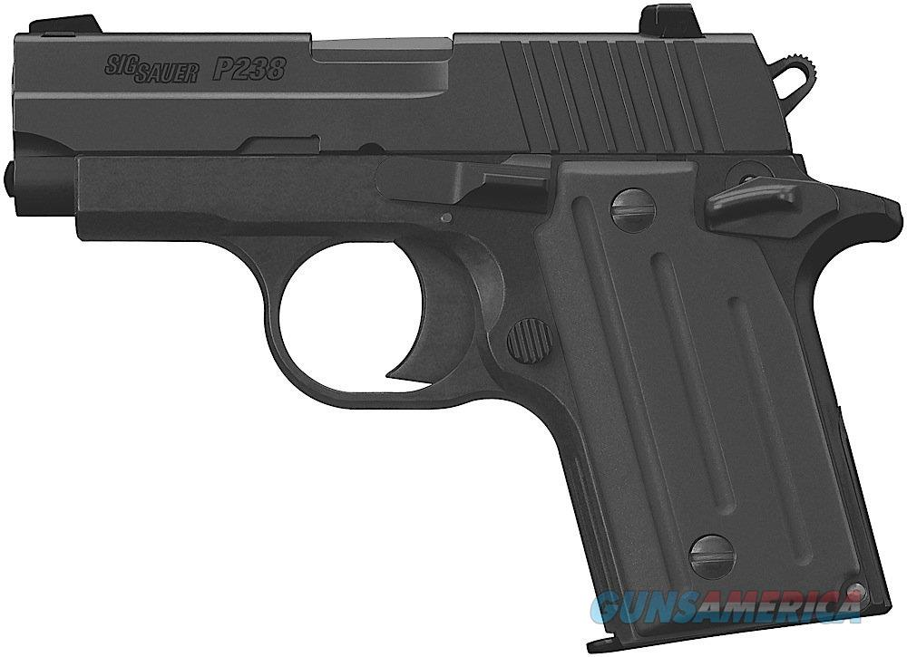 "Sig Sauer P238 Nitron .380 ACP 2.7"" 238-380-BSS   Guns > Pistols > Sig - Sauer/Sigarms Pistols > P238"