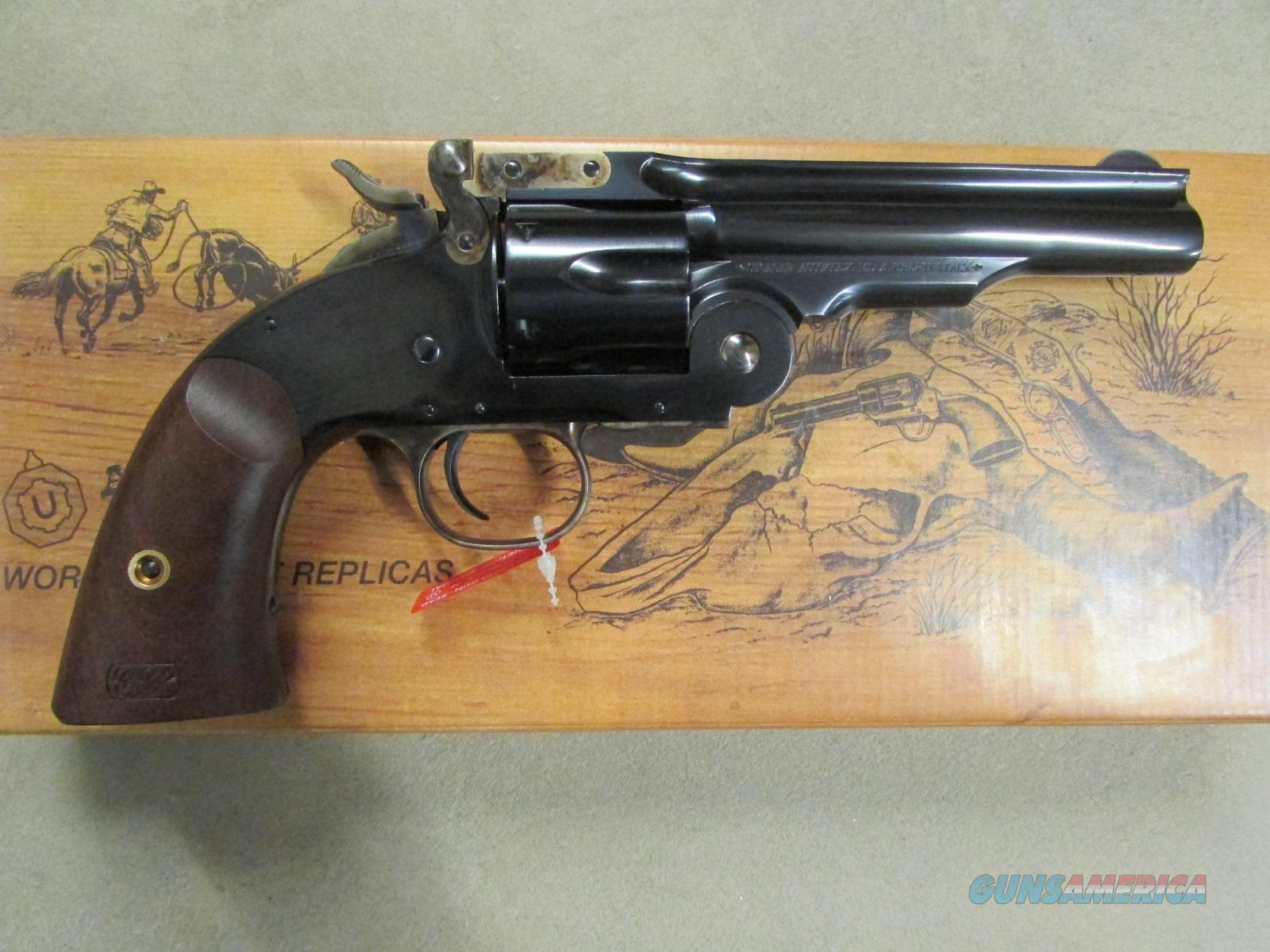 Uberti 1875 No. 3 Top Break Revolver 2nd Model .38 Spl  Guns > Pistols > Uberti Pistols > Ctg.