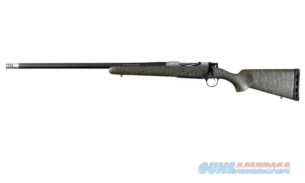 """Christensen Arms Ridgeline .308 Win LH 24"""" Green 801-06008-00  Guns > Rifles > Custom Rifles > Bolt Action"""