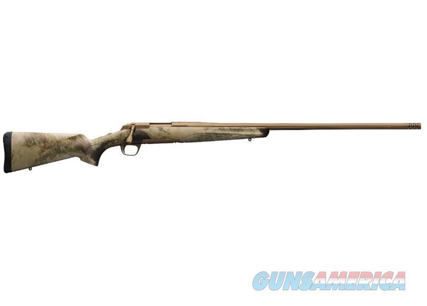 "Browning X-Bolt Hell's Canyon Long Range .300 Win 26"" A-TACS AU 035499229  Guns > Rifles > Browning Rifles > Bolt Action > Hunting > Blue"
